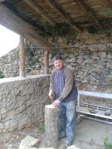 Daniel the artisan mason
