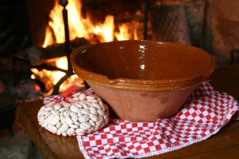 the cassoulet pot