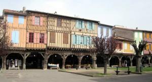 Mirepoix Market Place