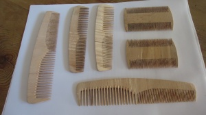 boxwood combs