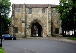 The Bayle Gate, Bridlington