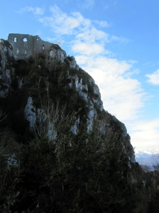 Roquefixade Chateau