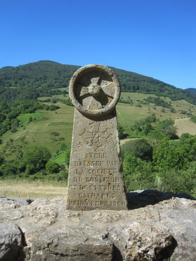 monument on the Field of the Burned