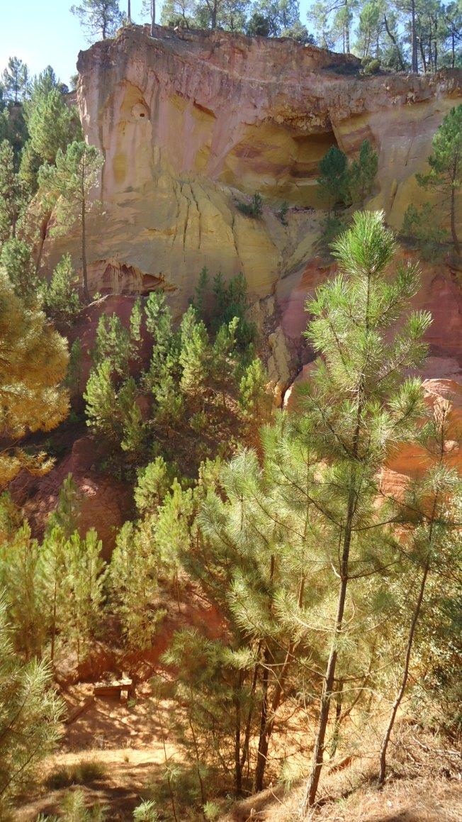 ocre cliffs 4